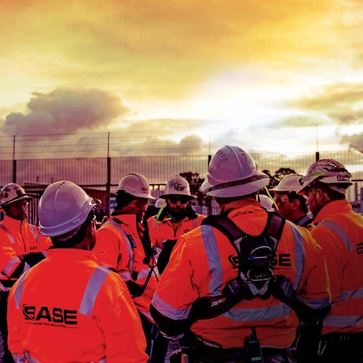Scaffold Safety Program Proves a Winner