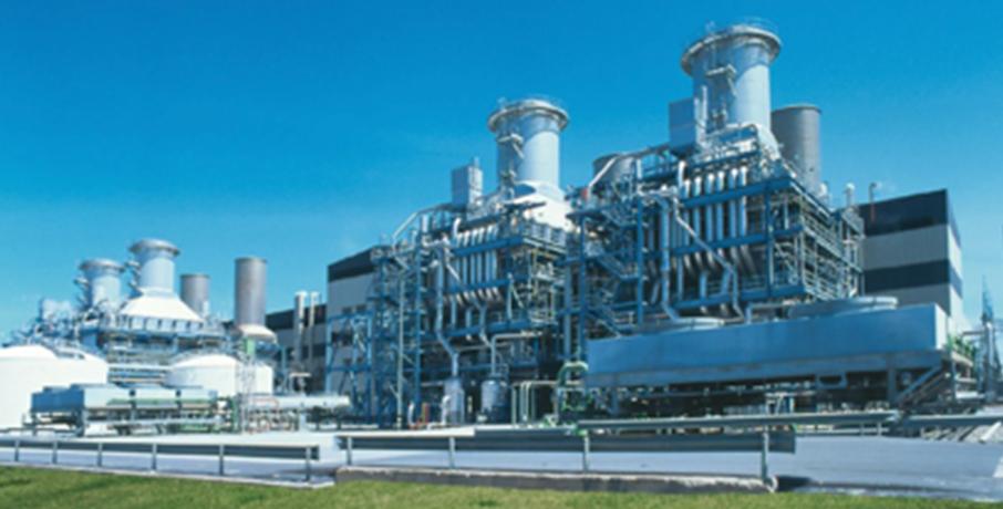 RCR Easteel, Energy Systems
